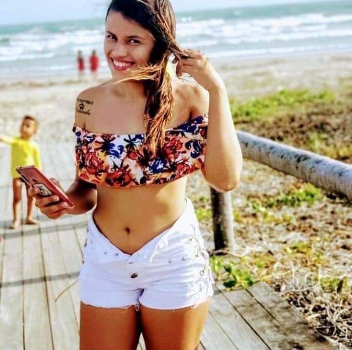 Allana Rennara  morreu após acidente entre motocicletas
