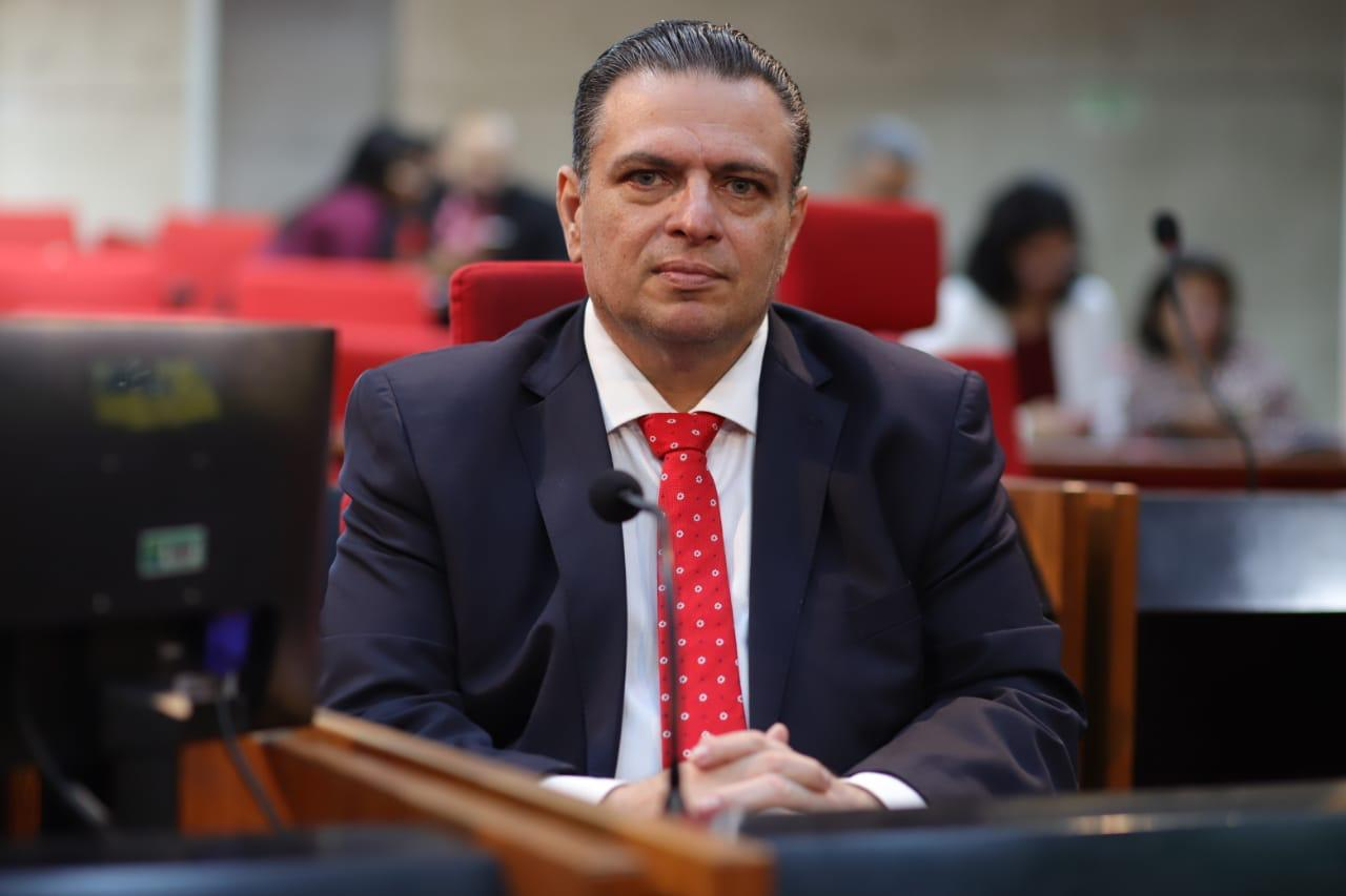 Deputado Gessivaldo Isaías