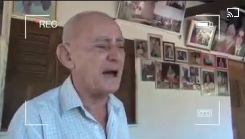 Poeta Estevão Faustino morre aos 82 anos
