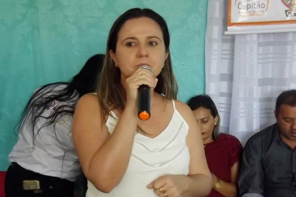 Prefeita Gabriela Coelho
