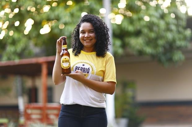 Lanessa Vieira - supervisora de Agro da AMBEV