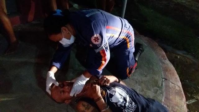 Deficiente auditivo é espancado por dois jovens após parar para descansar em rua no Piauí 2