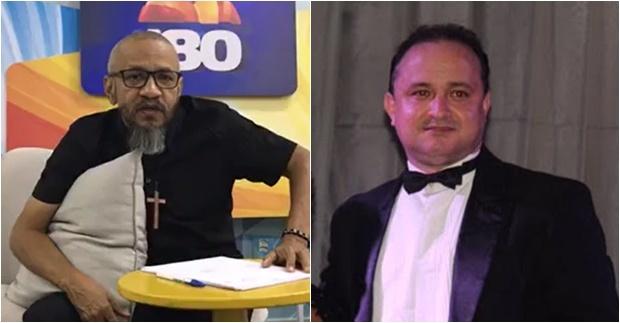 Jornalista Eugênio e Xico Prime