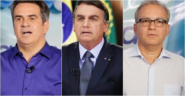 Ciro, Bolsonaro e Firmino