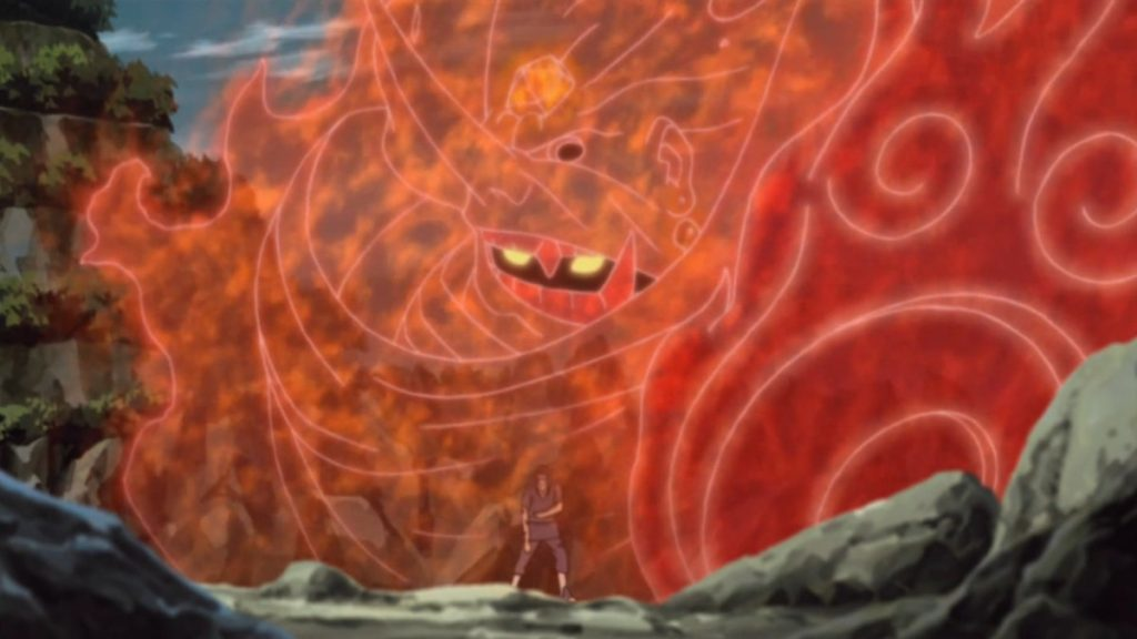 O Susano'o em Naruto