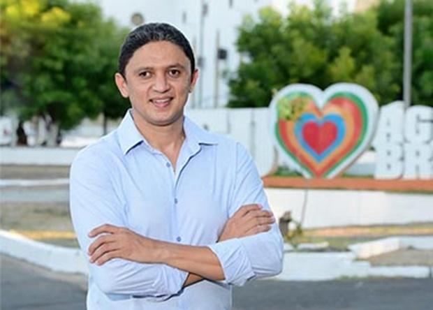 Júnior Ribeiro (PSD) venceu a eleição