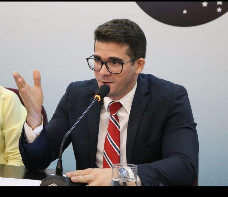 Procurador geral do município de União, advogado Pedro Costa