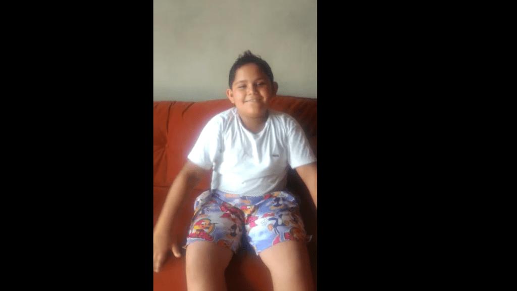 Menino morre ao cair de bicicleta em São Félix do Piauí