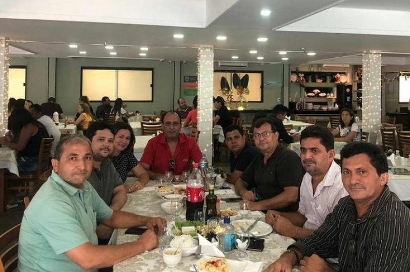 Vereadores governistas se reúnem em Picos