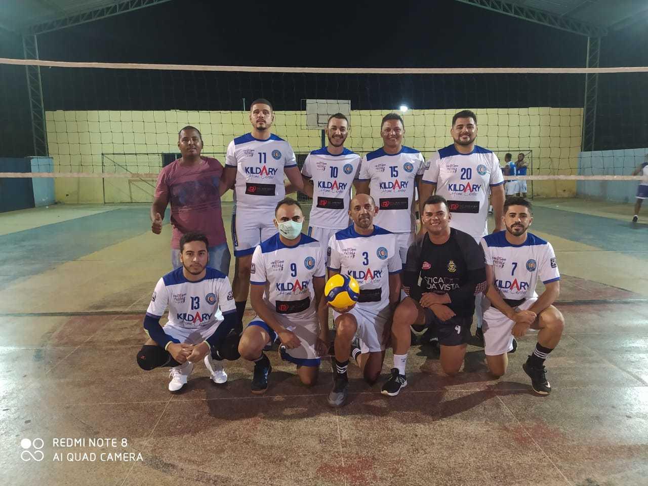 Equipe de vôlei de Picos-PI