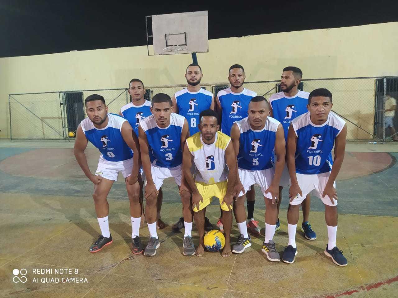 Equipe de vôlei de Ipiranga-PI