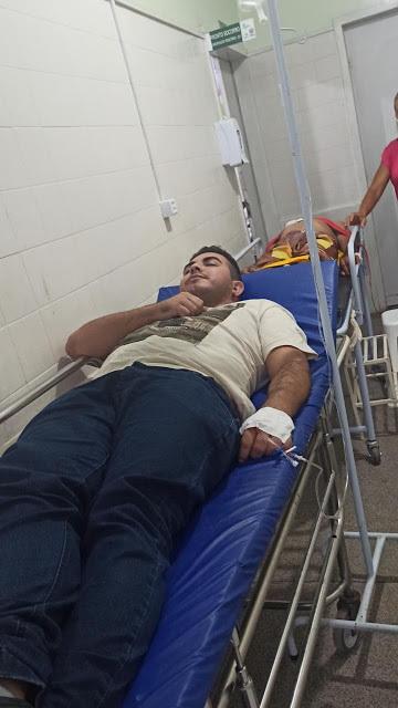 Prefeito passa mal durante expediente no Piauí