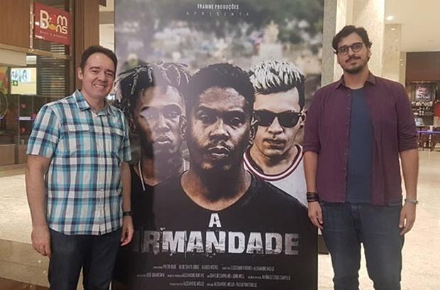 Alexandre Mello e Juscelino Ribeiro
