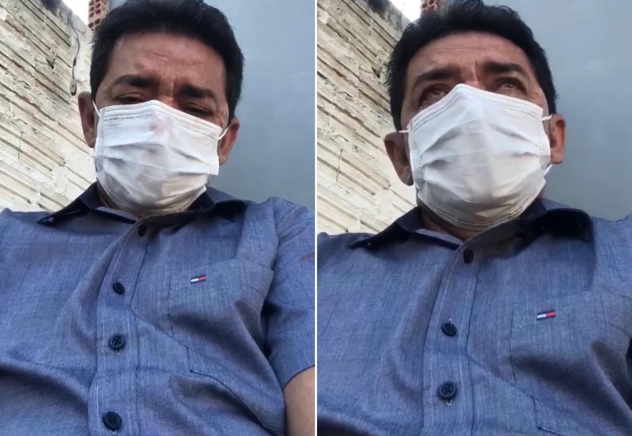 Tim Medeiros grava vídeo comovente sobre morte de filho