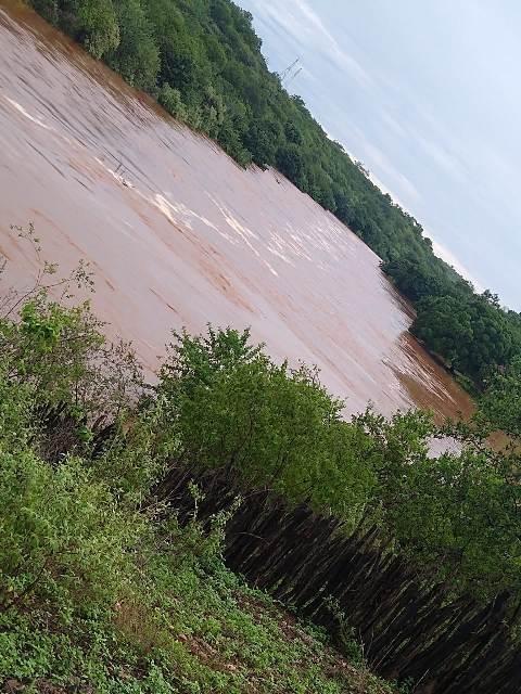 Encontro do Rio Piauí e Rio São Romão