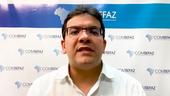 Rafael Fonteles, secretário estadual da Fazenda