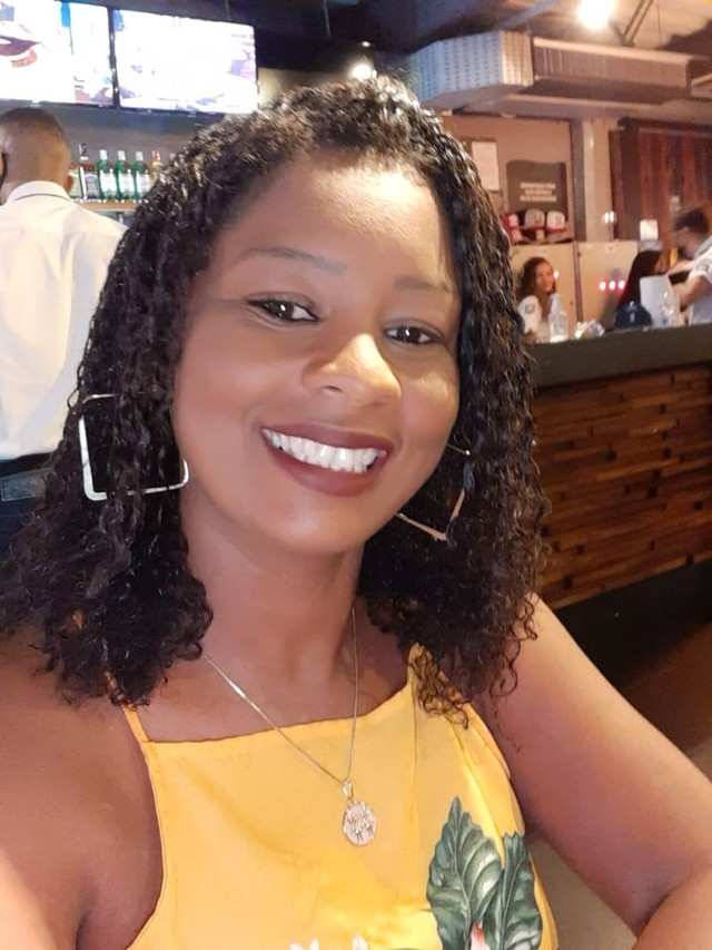 Jaciara da Silva de Moura, de 32 anos, foi assassinada a facadas