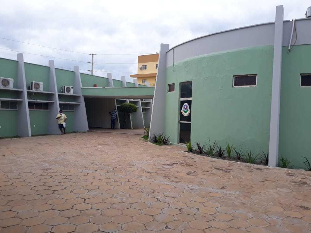 Prédio da Câmara Municipal de Picos