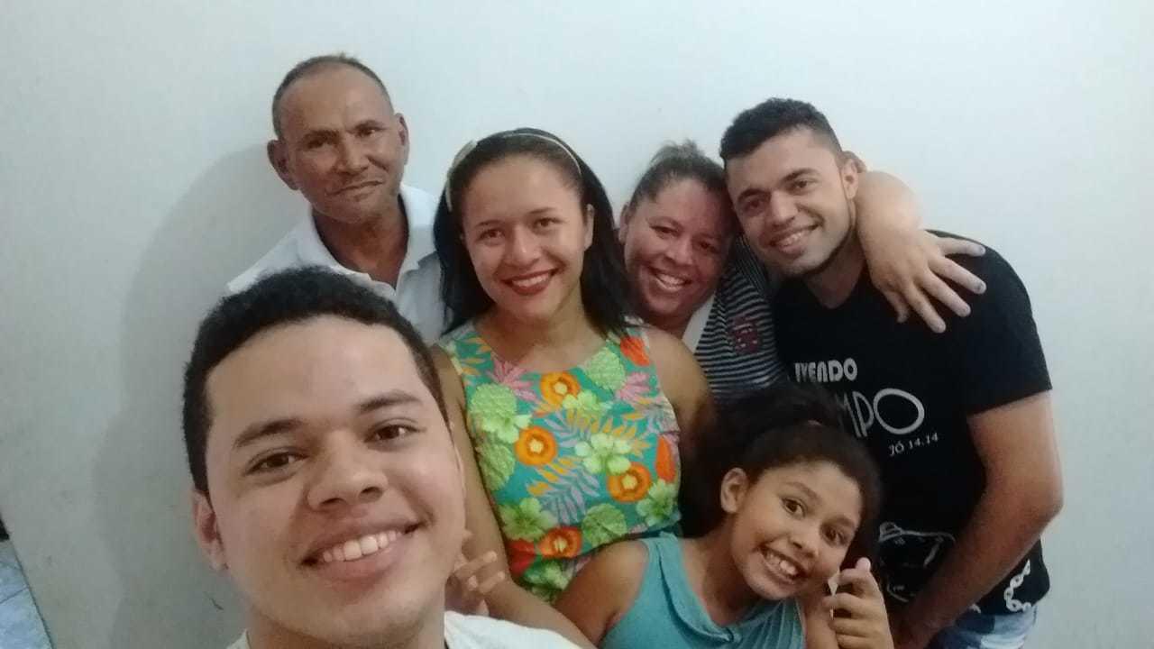Joaquim e filhos do segundo matrimônio