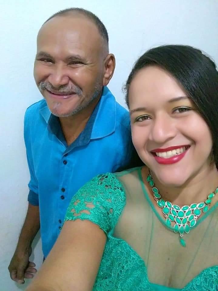 Joaquim e a filha Vanessa Correia