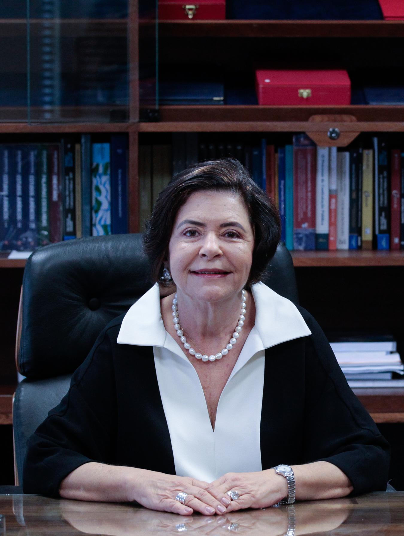 _Ministra Ana Arraes, presidente do TCU (Foto/TCU)