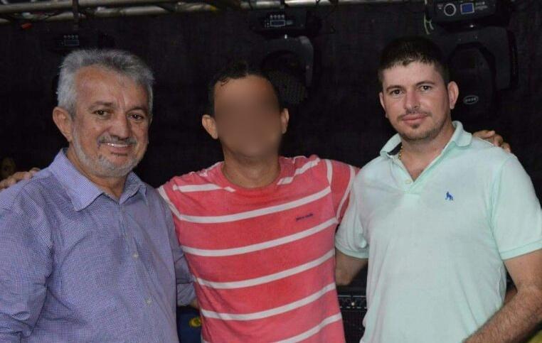 Prefeito Joãozinho Félix e Fernando Andrade