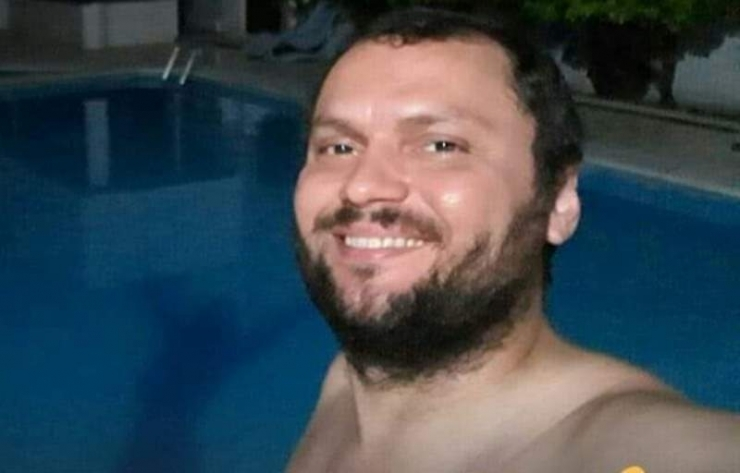 Douglas Marinho Marin é achado morto