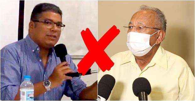 Marcos Melo e Dr Pessoa
