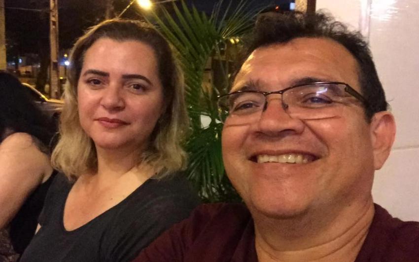 Ana Valeska e Vagner Dias
