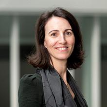 Diretora do Banco Mundial Paloma Anós Casero