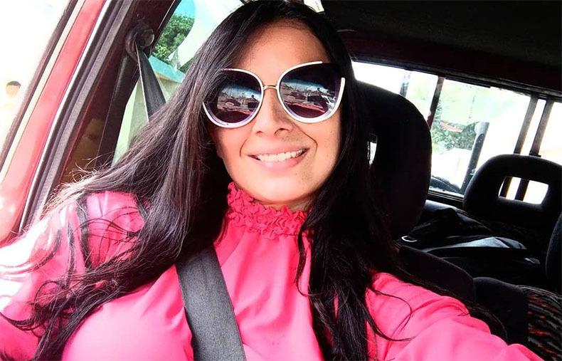Izadora foi assassinada com 11 facadas