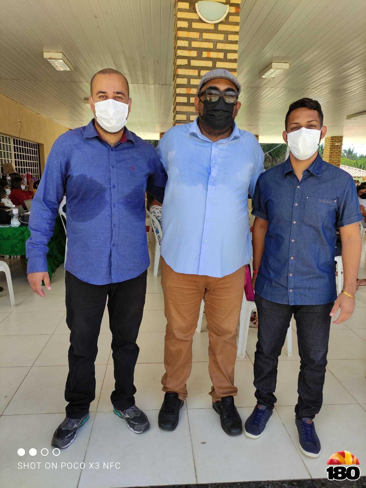 Membros do Conselho Tutelar / Palestrante Marcelo Nascimento