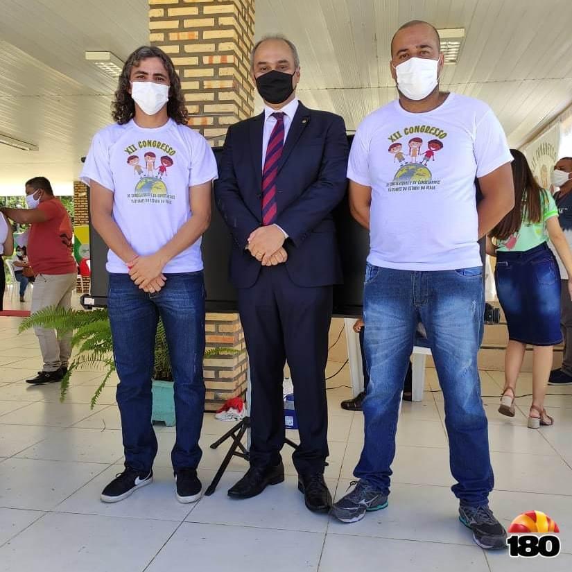 Membros do Conselho Tutelar / Dep. Firmino Paulo