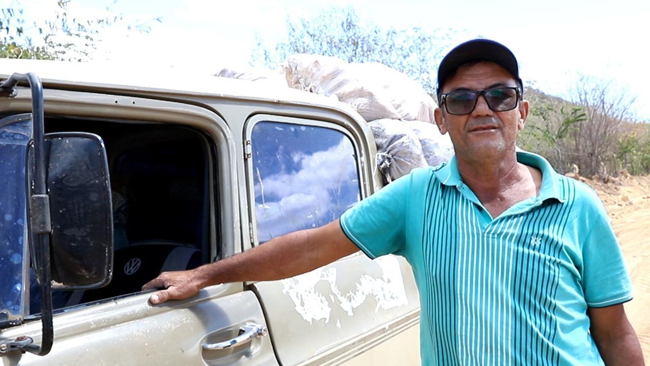 Manoel Pedro, agricultor