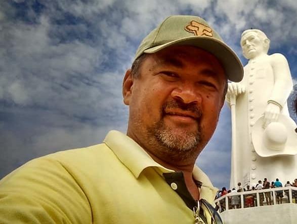 Repórter Chico Silva