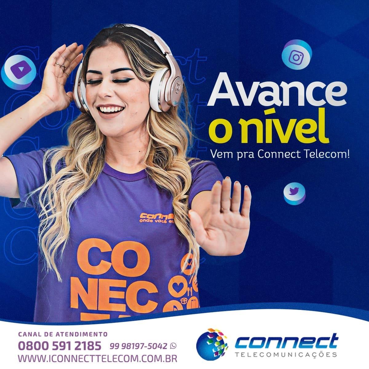 APOIO: CONNECT TELECOM