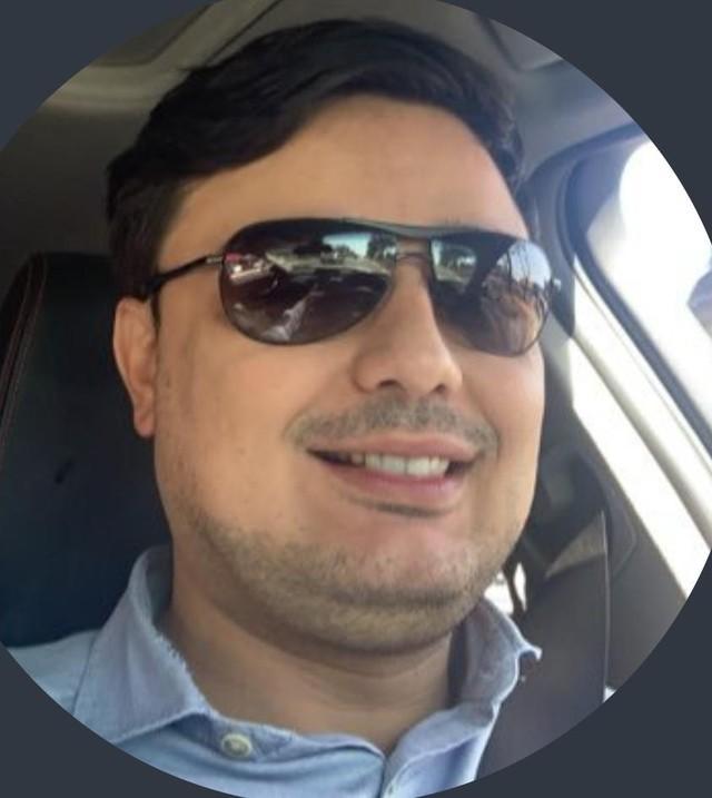 Jerzley Guedes, de 32 anos, morto com um tiro no peito pelo pai, em Ceilândia, no DF
