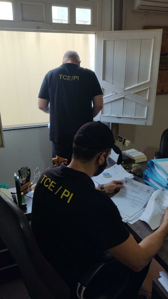 _Registro do dia da Operação Liderança (Foto: Divulgação)