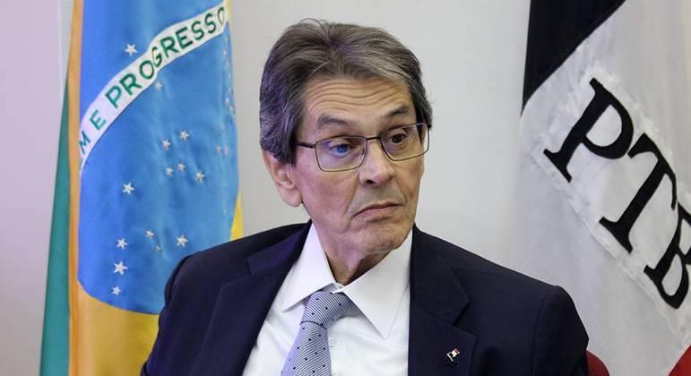 _Presidente nacional do PTB, Roberto Jefferson (Imagem: Divulgação)