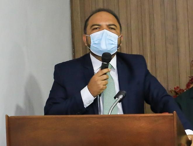 _Promotor de Justiça Rômulo Cordão (Foto: Divulgação)