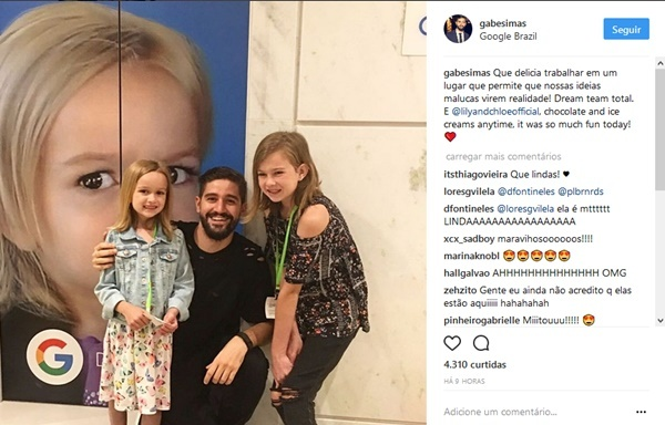af87ccd3d33b1 Top  memes  juntas  Chloe e Giovanna do  forninho  se encontram no Brasil