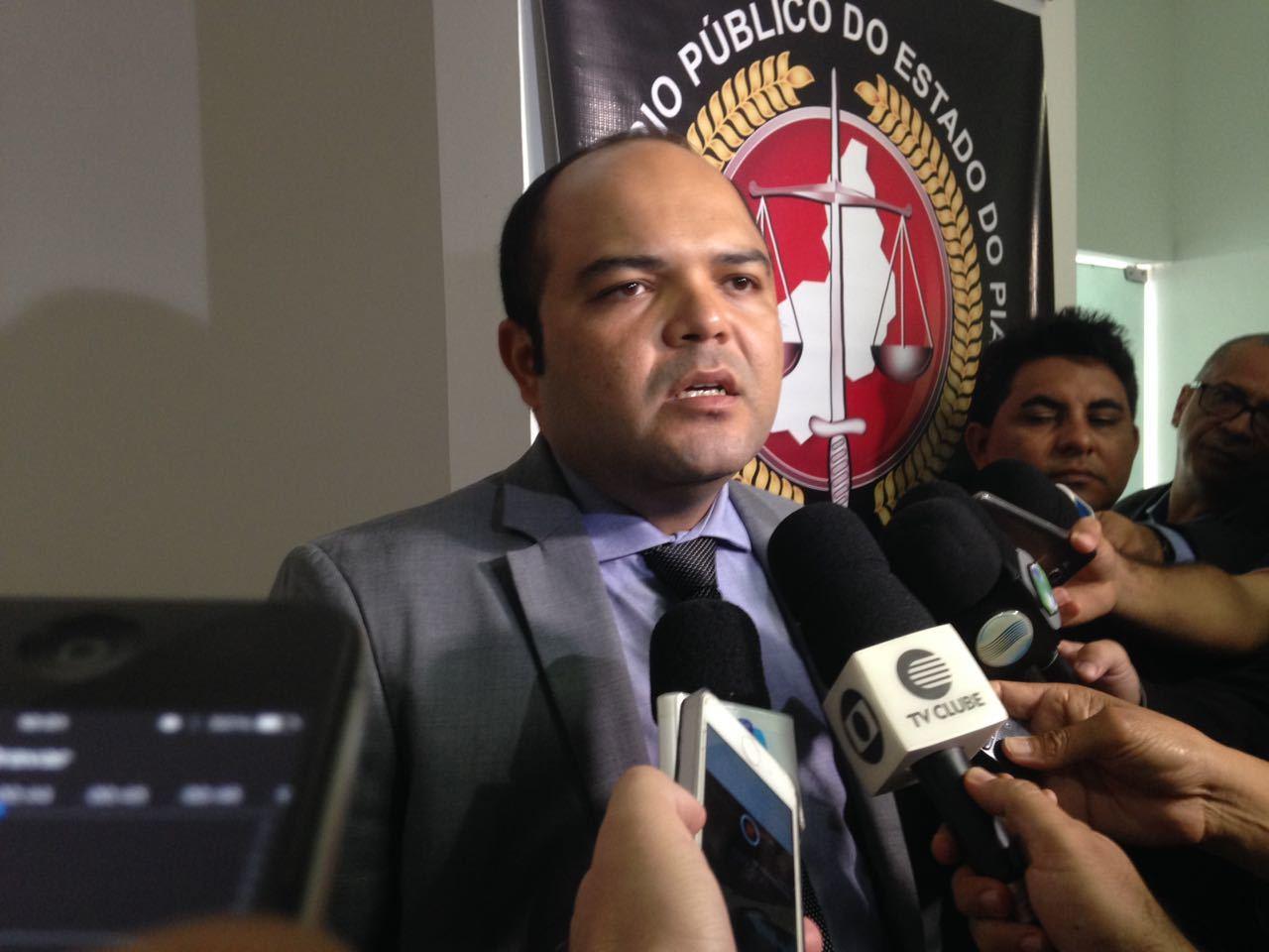 Rômulo Cordão, ex-coordenador do GAECO no Piauí