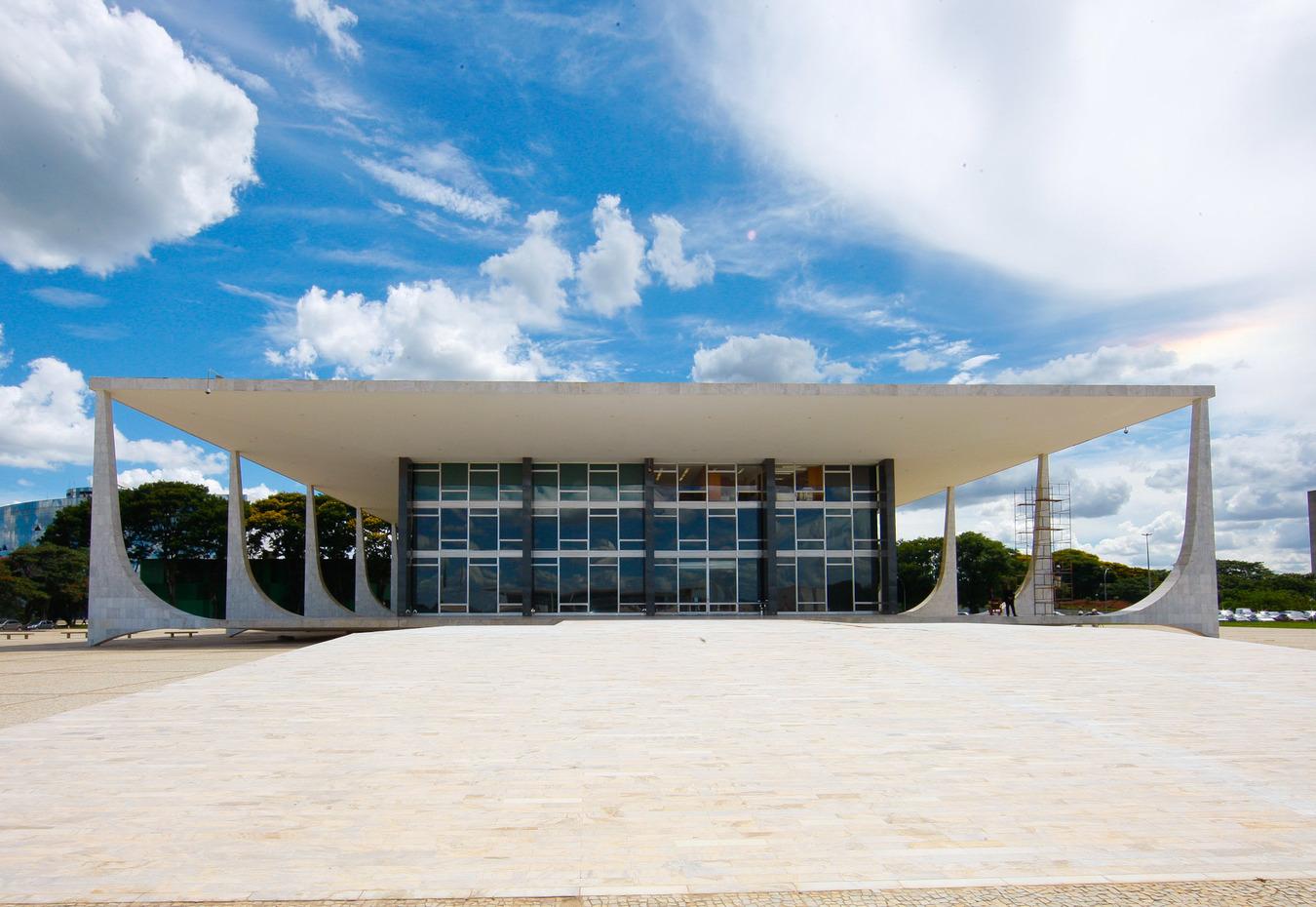 _Supremo Tribunal Federal: (Imagem: Divulgação)