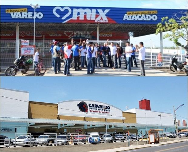 Atualmente, só em Teresina, O carvalho possuí 21 lojas. Segundo  levantamento na edição especial da Revista Exame