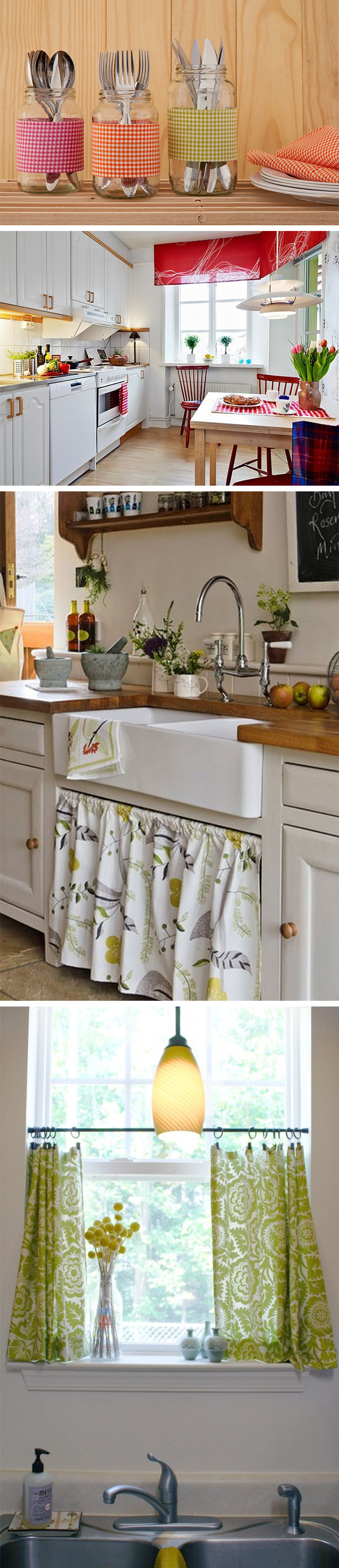 Ideias Econ Micas Para Decorar Sua Cozinha