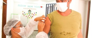 Medium vacina moradores
