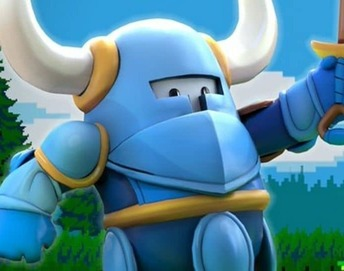 Medium fall guys recebe skin tematica de shovel knight