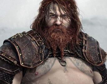Medium diretor defende aparencia de thor em god of war ragnarok