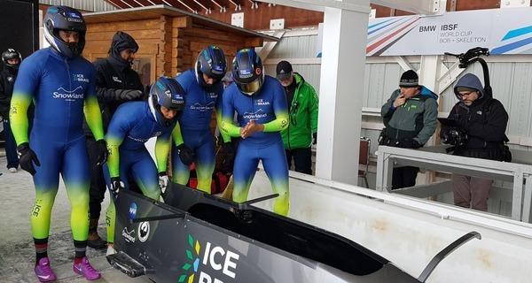 Medium bobsled brasil