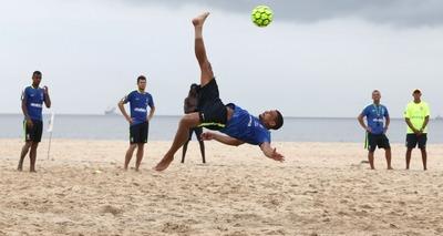 Thumb futebol areia